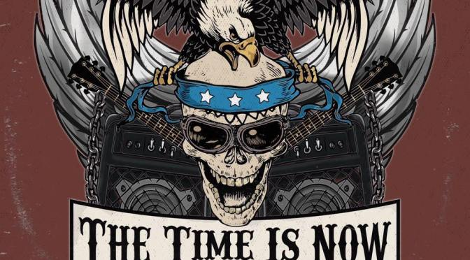 JAY CLARK BAND: 'The Time Is Now.'