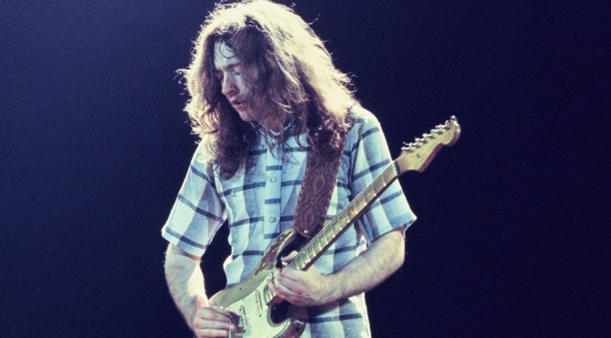 RORY GALLAGHER – A Taste for the Blues.